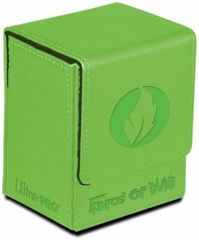 Wind Magic Stone Flip Top Deck Box Ultra Pro