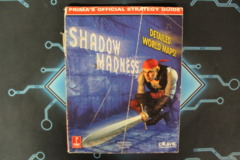 Shadow Madness Prima Official Strategy Guide