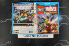 Lego Marvel: Super Heroes - Case Only (No Game)