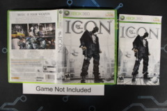 Def Jam: Icon - Case with Manual