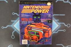 Nintendo Power Aug Vol.75 W/ cards & Poster