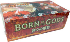 Born of the Gods Booster Box - Japanese