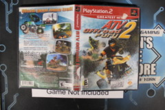 ATV Offroad Fury 2 (Greatest Hits) - Case