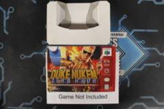 Duke Nukem: Zero Hour - Case