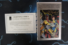Judgement Day #1 Promotional Copy Signed by Joseph A. Zyskowski with Certificate (821)