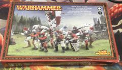 Warhammer Age of Sigmar Empire State Troops - Opened (No UPC)