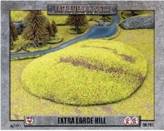 Battlefield in a Box Extra Large Hill BB242