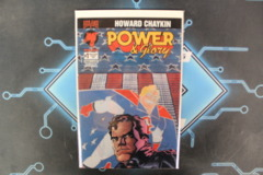 Power & Glory #1 (Limited Edition Serigraph Cover)
