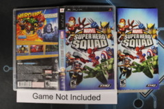 Marvel Super Hero Squad - Case