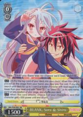 BLANK, Sora & Shiro - NGL/S58E001 RR