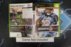 Madden NFL 08 - Case