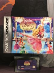 Barbie 12 Dancing Princesses (With Manual)