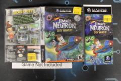 Jimmy Neutron Boy Genius - Case