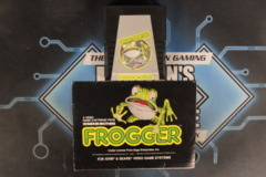 Frogger with Instruction Manual