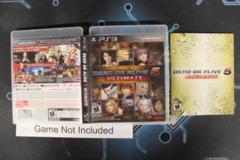 Dead or Alive 5: Ultimate - Case