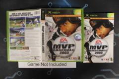 MVP Baseball 2005 - Case