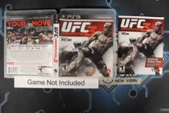UFC 3: Undisputed - Case