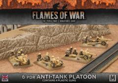 6 pdr Anti-Tank Platoon BBX38