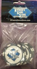 Kirwan's Game Store Game Chips - Set of 6
