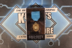 Call of Duty: Black Ops Medal