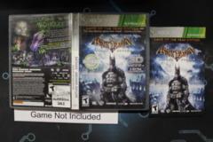 Batman: Arkham Asylum (Game of theYear Edition // Platinum Hits) - Case