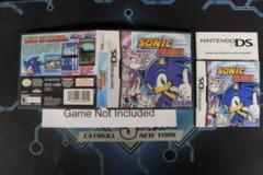 Sonic Rush - Case