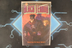 The Black Terror: Seduction of Deceit #1