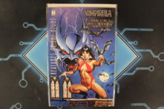 Vampirella // Shadowhawk: Creatures of the Night #1