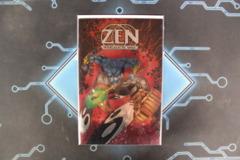 Zen Intergalactic Ninja #1A Chromium Edition