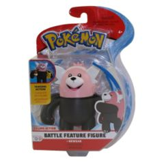 Pokemon Battle Feature Figure Bewear