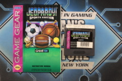 Jeopardy: Sports Edition (With Manual)