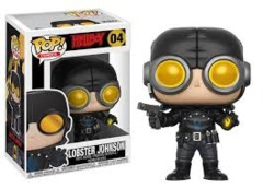 #04 Lobster Johnson (Hellboy)