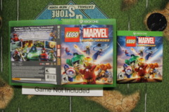 Lego Marvel Super Heroes - Case