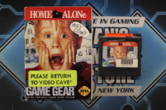 Home Alone (With Manual)