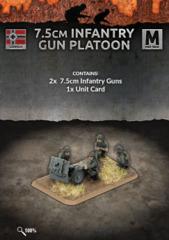 7.5cm Infantry Gun Platoon (GE545)