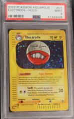 ELECTRODE-HOLO H7/H32 PSA 9 AQUAPOLIS