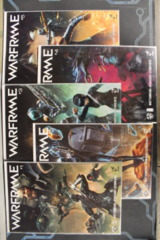 Warframe - Issues # 1-5 (2017)
