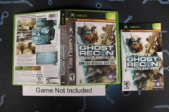 Tom Clancy's Ghost Recon: Advanced Warfighter (Limited Special Edition) - Case
