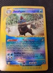Feraligatr - 12/165 - Holo Rare - Reverse Holo