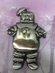 Ghostbusters Stay Puft Marshmallow Man Bottle Opener/Magnet