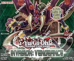 Invasion: Vengeance Booster Box