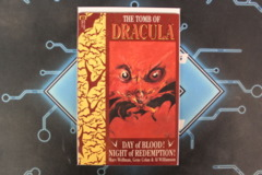 The Tomb of Dracula: Day of Blood Night of Redemption #4