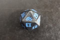 Blue Planechase Anthologies D20