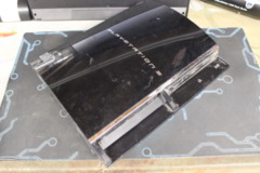 Playstation 3 Console (CECH-A01): Parts or Repair Only - Sold as is