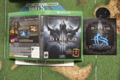 Diablo: Reaper of Souls (Ultimate Evil Edition) - Case