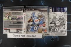 Madden NFL 13 - Case