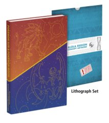 Pokemon Collector's Edition Official Alola Region Strategy Guide
