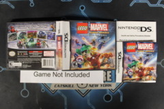 Lego Marvel Super Heroes: Universe in Peril - Case