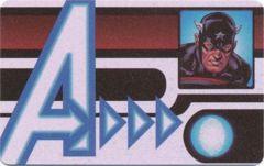 U.S. Agent I.D. Card (NFID-009)