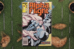 Alpha Flight #46 (1983, 1st Series)
